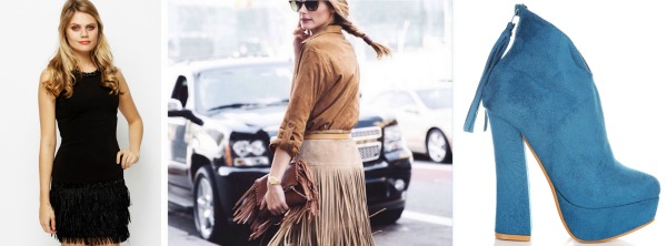 10 Ways to Wear the Fringe and Tassel Trend