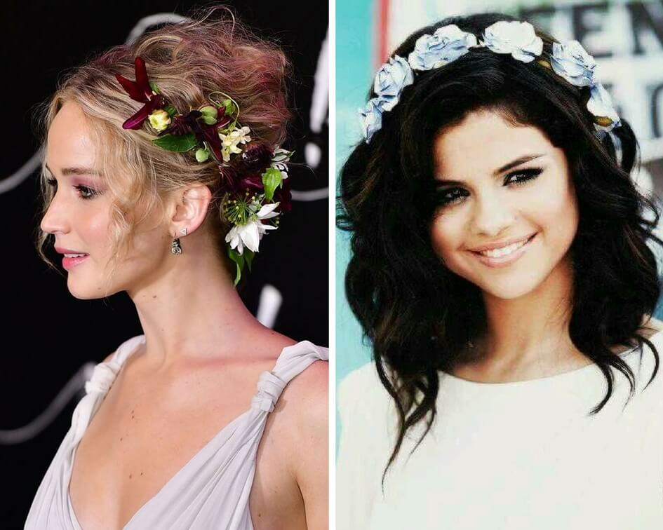 Celebrity Inspired Hair Ideas For Wedding Guests E5p Blog