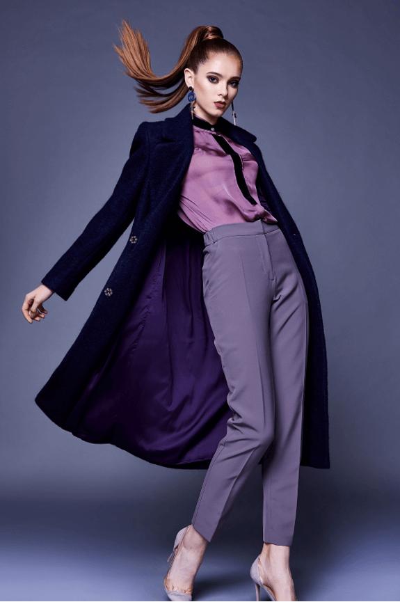 women's fashionable workwear for winter
